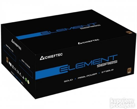 CHIEFTEC ELP-600S 600W Element series napajanje