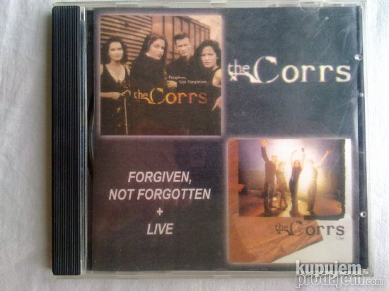 CD - The Coors-Forgiven,not forgotten