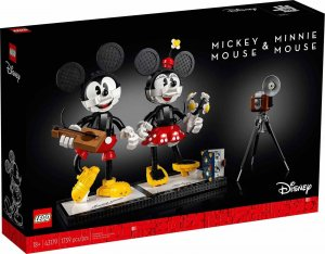 Lego Disney Mickey Mouse & Minnie Mouse 43179