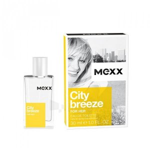 Mexx City breeze for her edt - 30ml
