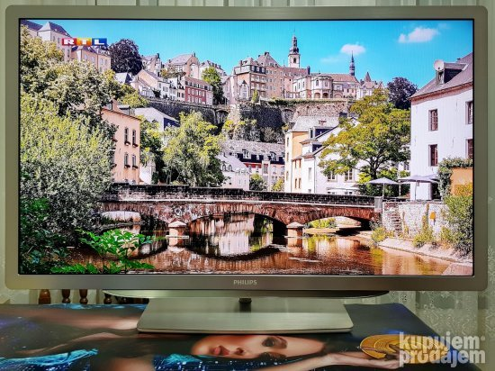 "Philips 3D Ambilight LED 46"" Full HD"