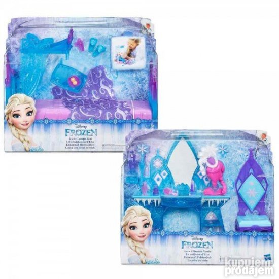 Frozen scene set