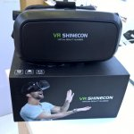3D VIRTUALNE Naocare ShineCon +Kontroler ShineCon VR BOX