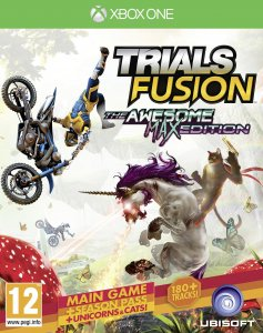 Trials Fusion The Awesome Max Edition - XBOX One igra NOVO