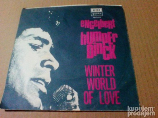 engelbert humperdinck-winter world of love