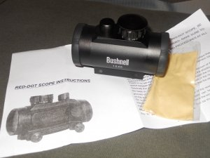 Red dot Bushnell 1x40 rd. na obe sine noviji model