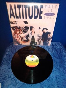 Altitude - Work It (Like A) 9 To 5