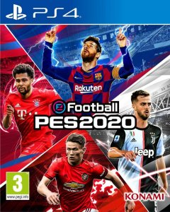 PES 2020 + Sleeping Dogs PS4