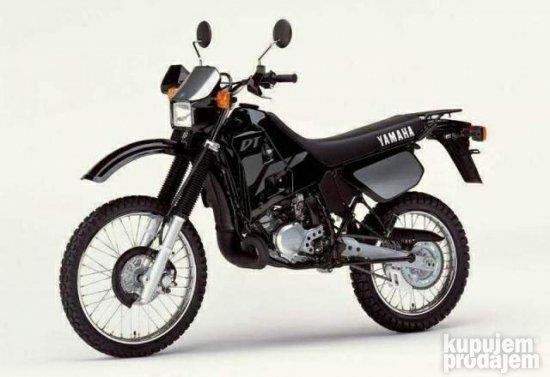 Motocikli Oprema I Delovi Yamaha Dt 125 2000 God Far 06 07