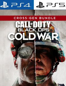 Call of Duty Black Ops Cold War Cross Gen PS4 PS5