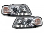 Hrom LED Devil Eyes farovi AUDI A3 8L (1996-2000)