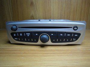 Reno - Renault megan 3 Fabricki cd mp3 radio