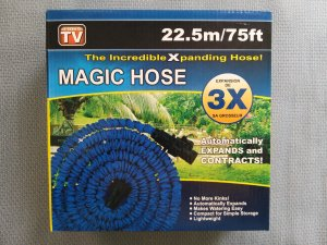 Samosklapajuce Crevo Magic hose 22.5 Metara
