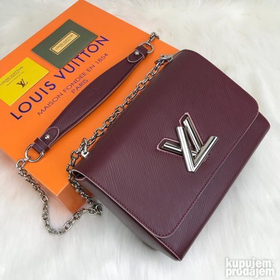 Louis Vuitton Twist MM Torba