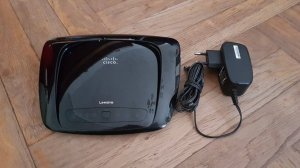 Linksys WRT 320N
