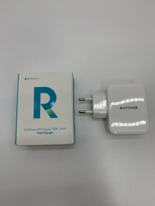 RAVPower Super-C 33W 3-Ports Wall Charger