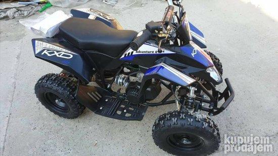Motocikli Quad Atv 50cc Za Decu 25 07 2020 Id 95839640