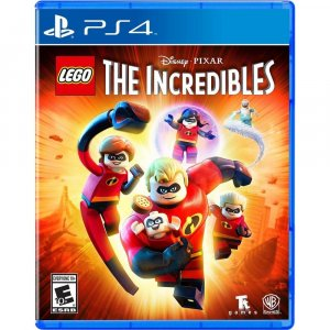 LEGO The Incredibles za PS4