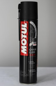 MOTUL Chain Lube Road+ 400ml C2+ TEFLON