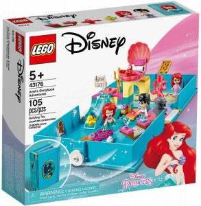 Lego Disney Ariel's Storybook Adventures 43176