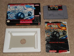 Kupujem Super Nintendo igre Battle Cars