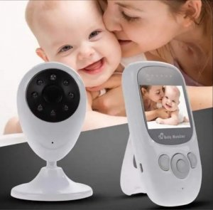 Bebi digitalni video monitor Wifi - HD kamera, video nadzor