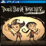 Don't Starve Together Console Edition PS4