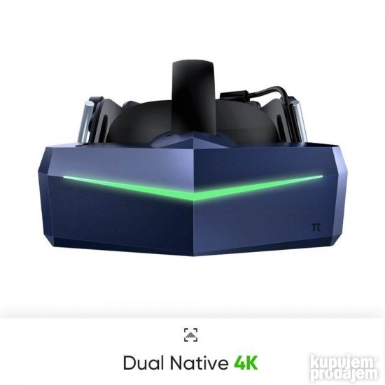 PIMAX Vision 8K Plus Virtual Reality Glasses Blue