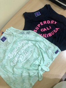 SuperDry majice, original