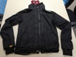 Superdry Double Blacklabel vel M