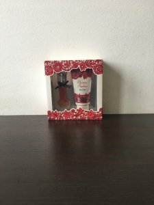 Christina Aguilera Red Sin edp 15 ml + SG 50 ml