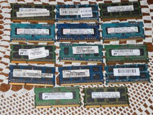 MEMORIJE DDR3 4gb za laptop