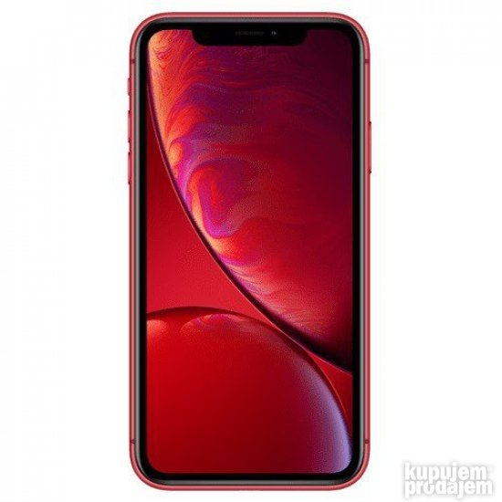 Apple iPhone XR 64GB Red Full Vakum Pack Nov