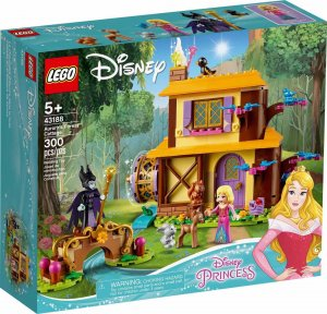 Lego Disney Aurora's Forest Cottage 43188