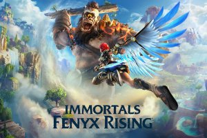 Immortals Fenyx Rising PS4 / PS5