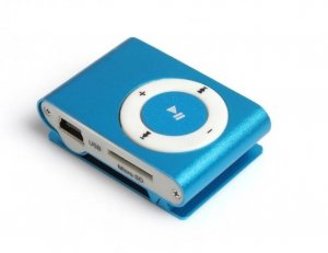 MP3 player Terabyte RS-17 Tip1 plavi