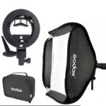 Godox Softbox 60x60 + S-type Nosač