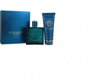 VERSACE EROS MAN 100EDT+150SG / 100ml / Muški