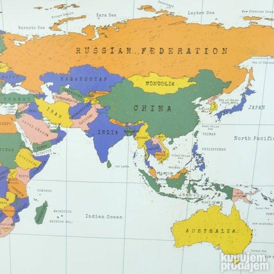 Uređenje Kuce Velika Greb Mapa Sveta Novo 21 03 2020 Id
