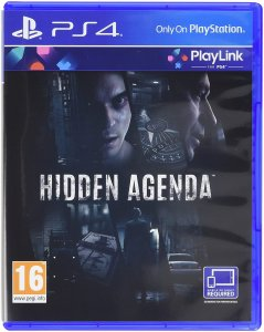 Hidden Agenda za PS4