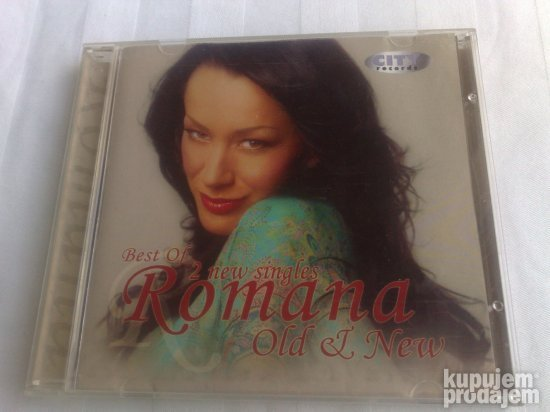 CD - Romana-Best of