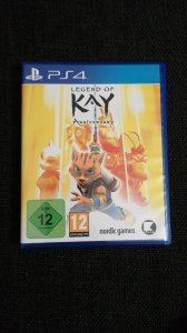 Legend Of Kay-Anniversary-igra za ps4