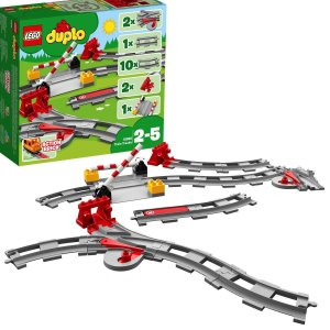 Lego Duplo Train Tracks 10882 NA STANJU