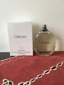 Calvin Klein Ck Obsessed men edt - 125ml tstr