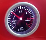 Satic cajger - BOOST - pritisak turbine