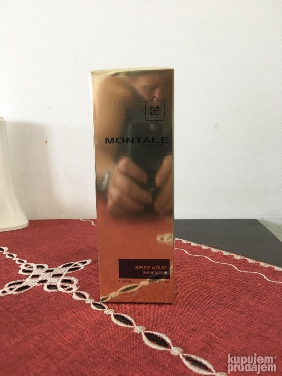 Montale Spicy Aoud edp 100 ml Unisex