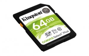 sd CARD 64GB KINGSTON SDS2/64gb