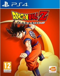 Dragon Ball Kakarot Z PS4