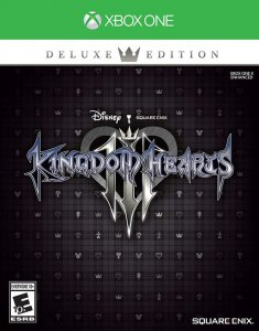 Kingdom Hearts 3 - Deluxe Edition - XBOX One igra NOVO