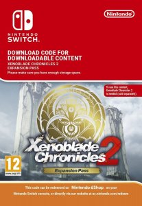 Xenoblade Chronicles 2 Expansion Pass Switch